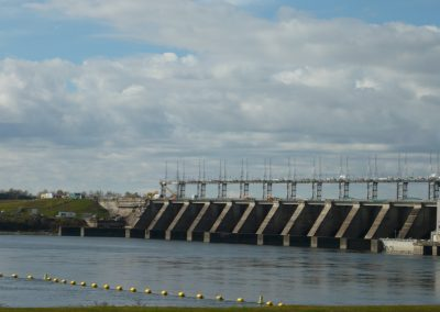 Barrage_Estacade-sécurité-barrage-Hydro-Québec