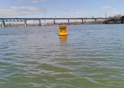 Réalisation_Construction_Pont_Champlain_zoom_Radeau Jetée Est